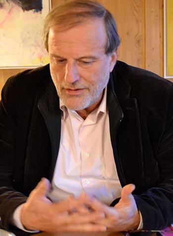 Dolfi Müller: «Das Attentat hat uns alle aus den gewohnten Bahnen geworfen.»
