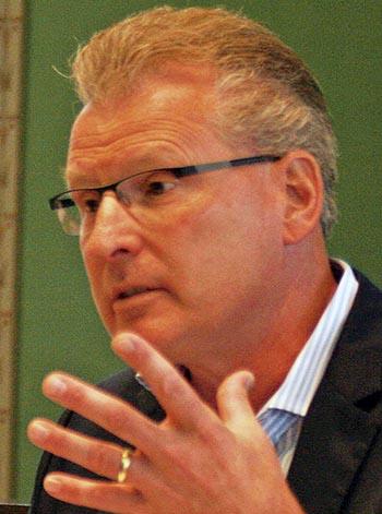 Heinz Tännler: «Ein Attentat vergisst man als Betroffener nicht. Es kommen Bilder und Erinnerungen auf.»