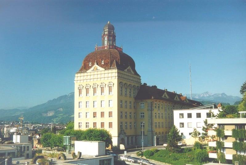 Die Suva mit Hauptsitz in Luzern observiert bis auf weiteres keine potentiellen IV-Betrüger mehr.