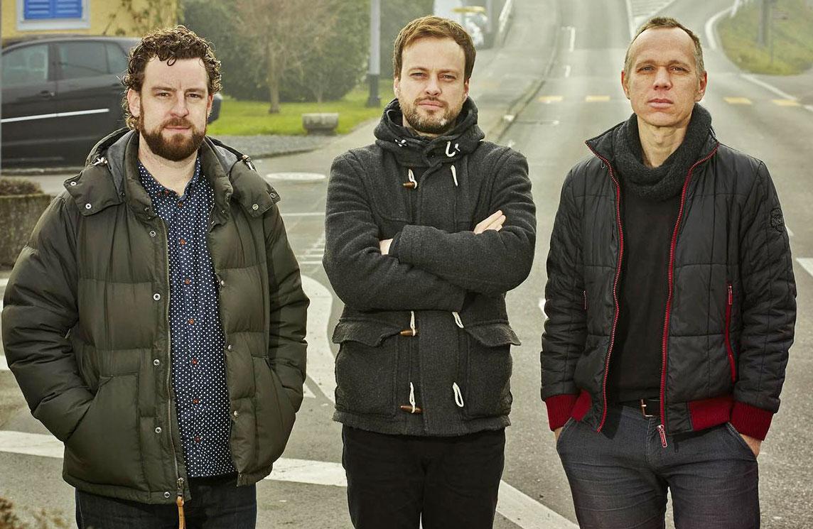 Neue Luzerner Band mit altbekannten Köpfen: Hinterwonderland. (Bild: zvg)