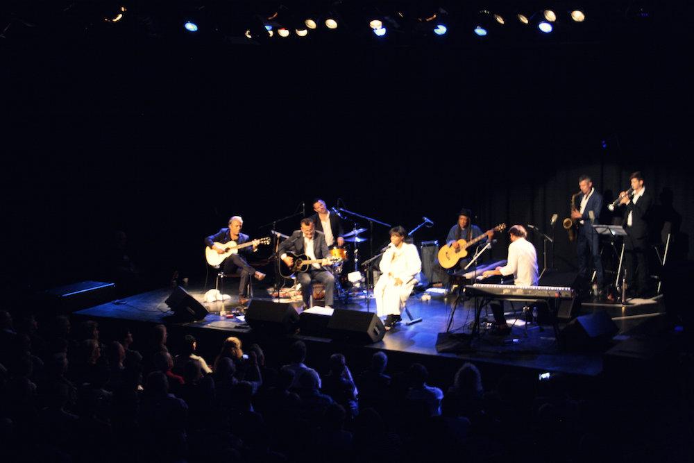 Margie Evans: Oder wenn man den Gospel in den Blues mitnimmt