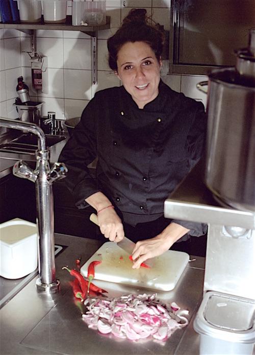 Das vegane Catering von Beatrice Guggisberg ist immer gefragter.
