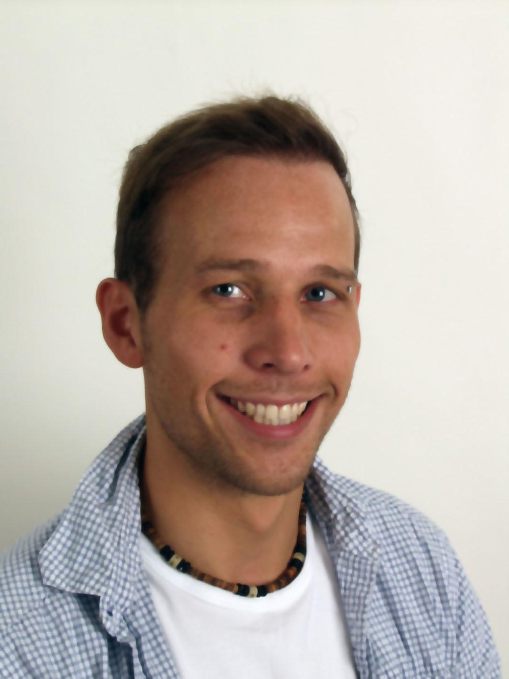 Roland Christen, technischer Leiter des Projekts «PrefCom».