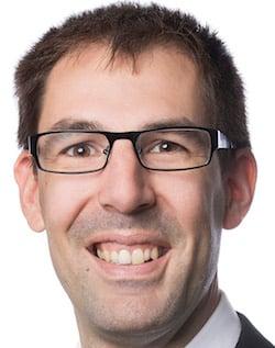 Nicolas Rion von der EAV.