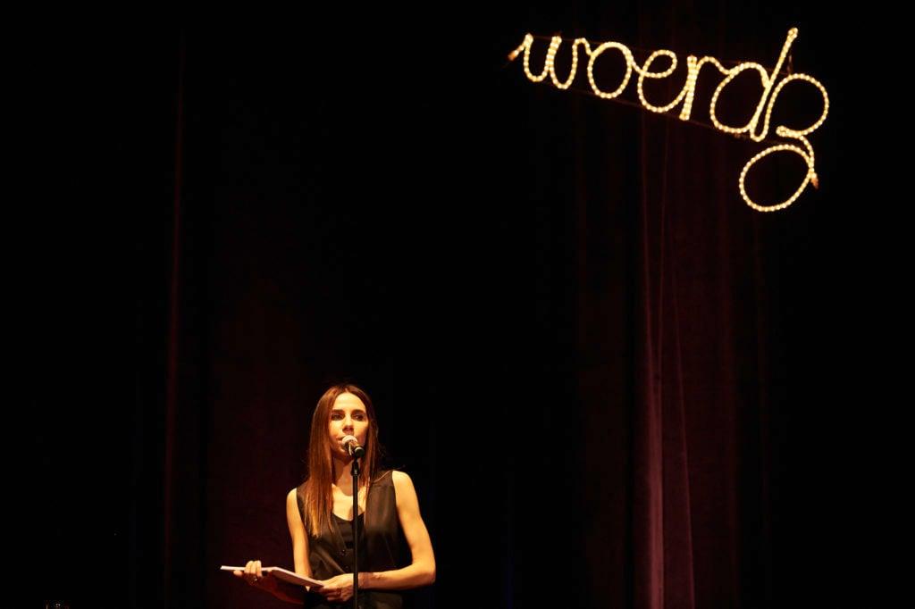 Schon die Tatsache, dass sie da wahr, sorgte für viel Applaus: PJ Harvey im Südpol. (Bild: Franca Pedrazzetti)