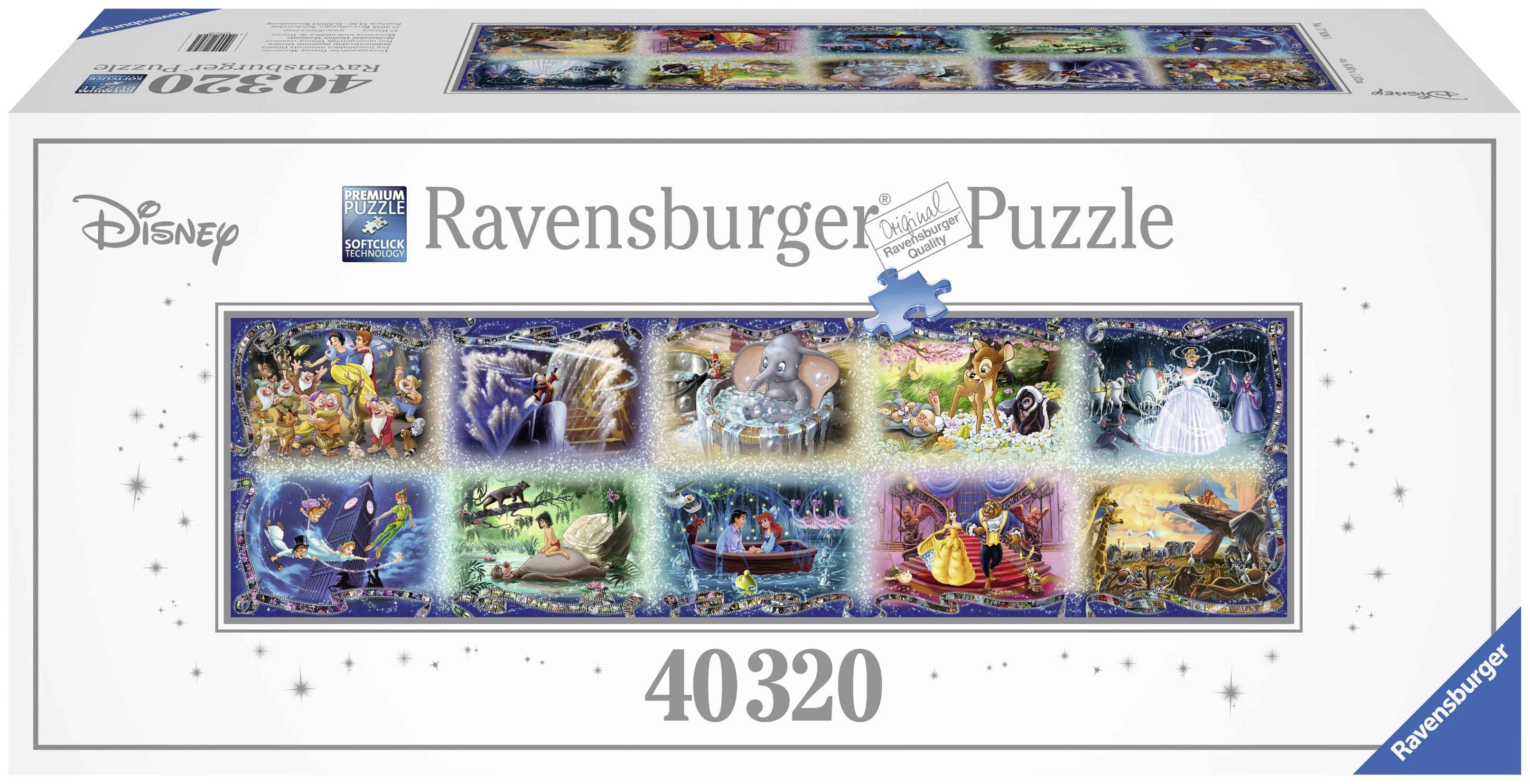 40'320 Puzzleteile zu platzieren, ist kein Zuckerschlecken, doch gemeinsam ist es machbar.
