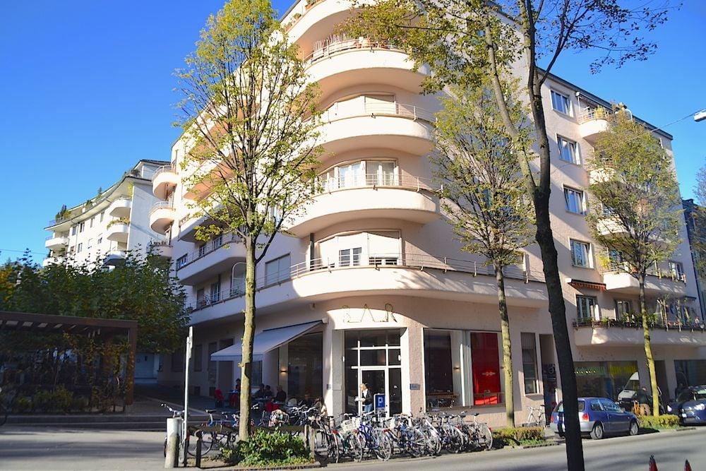 Das Gebäude des ehemaligen «Meridiani» und heutigen «Piccolino» an der Bruchstrasse. (Bild: zvg)