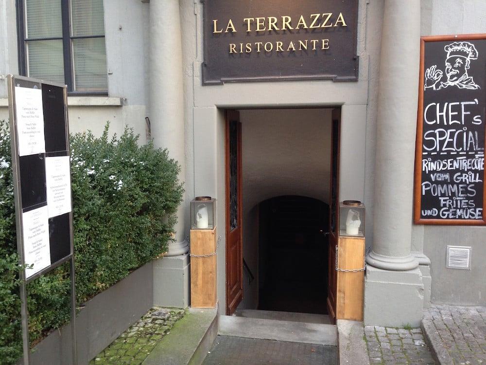 Ristorante La Terrazza Zentralplus