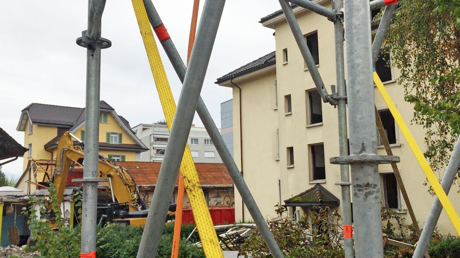 Das Krienser Baustellenchaos soll in der Zukunft Klarheit schaffen.