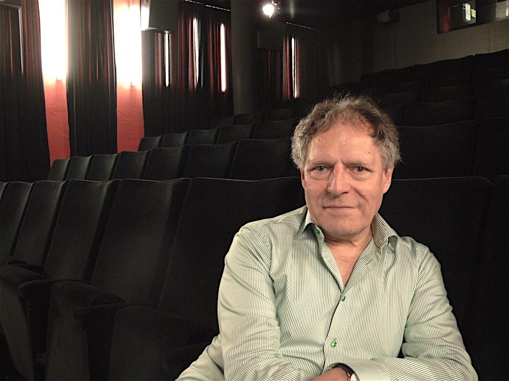 Peter Leimgruber, der Geschäftsleiter des Stattkinos, wird mit dem Anerkennungspreis der Stadt Luzern für sein kulturelles Schaffen geehrt.