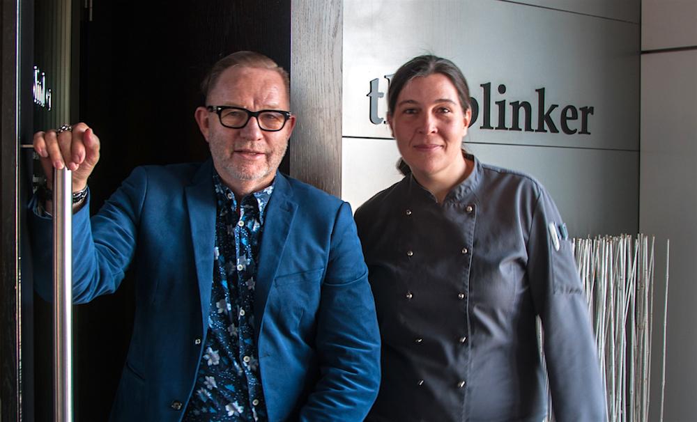Hubert Erni und Michèle Meier sind erfreut über das gute Abschneiden.