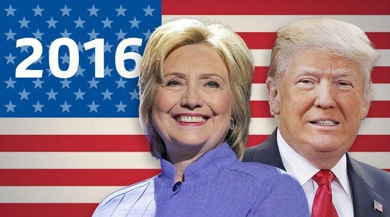 Clinton oder Trump, das ist auch in der Schweiz ein spannendes Thema. SRF berichtet in der Nacht vom 8. auf den 9. November in einer Sondersendung.