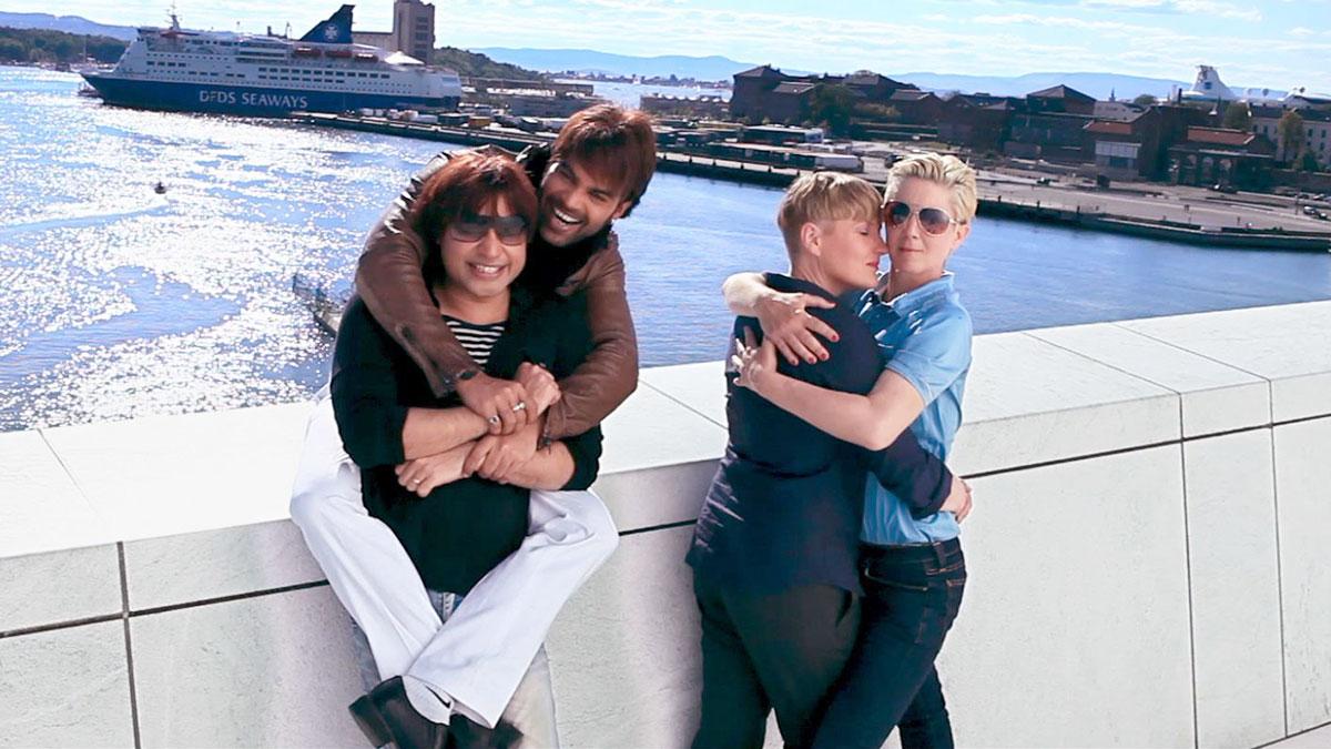 Ein Bollywood-Drama, das im norwegischen Outback spielt: «Life is a Moment». (Bild: zvg)