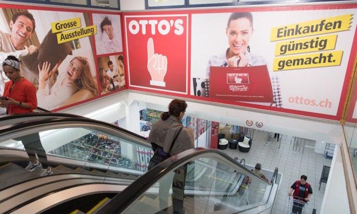 Mit seinen Otto's-Filialen hat Mark Ineichen den Billigmarkt erobert.