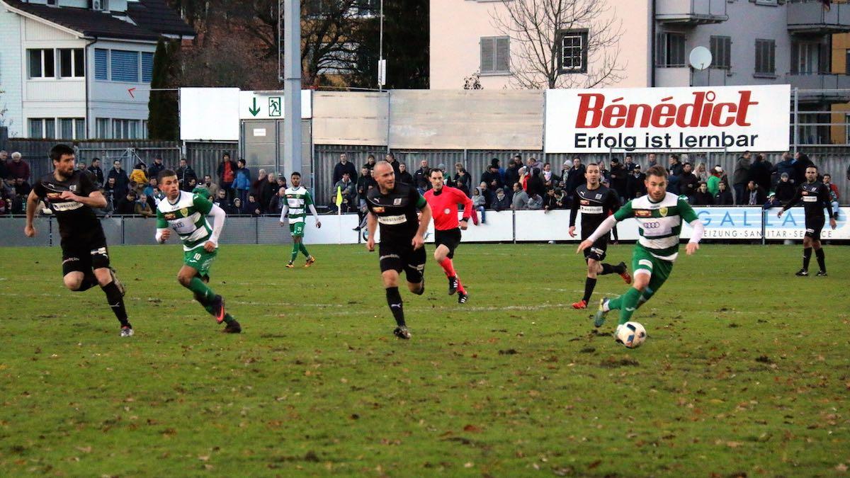 Der SCK beschenkte sein Stadion zum Abschied mit einem überzeugenden 3:1-Sieg gegen den FC Köniz.