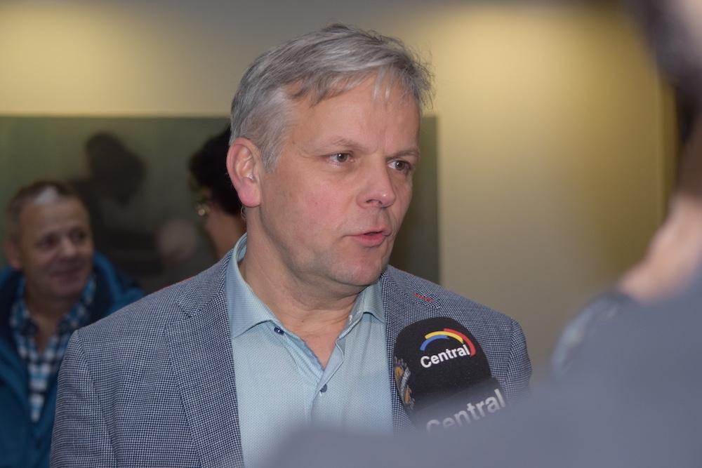 Blieb chancenlos: Der parteilose Rudolf Schweizer.