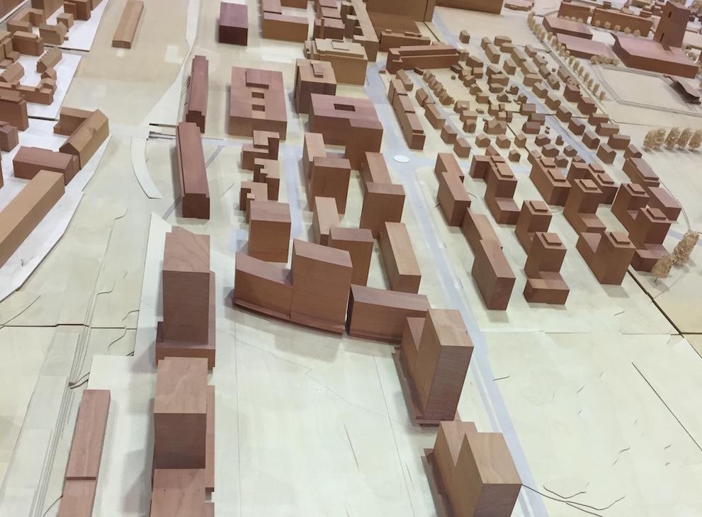 Das Projekt Unterfeld zwischen Baar und Zug. (zvg. Tanja Rösner-Meisser)