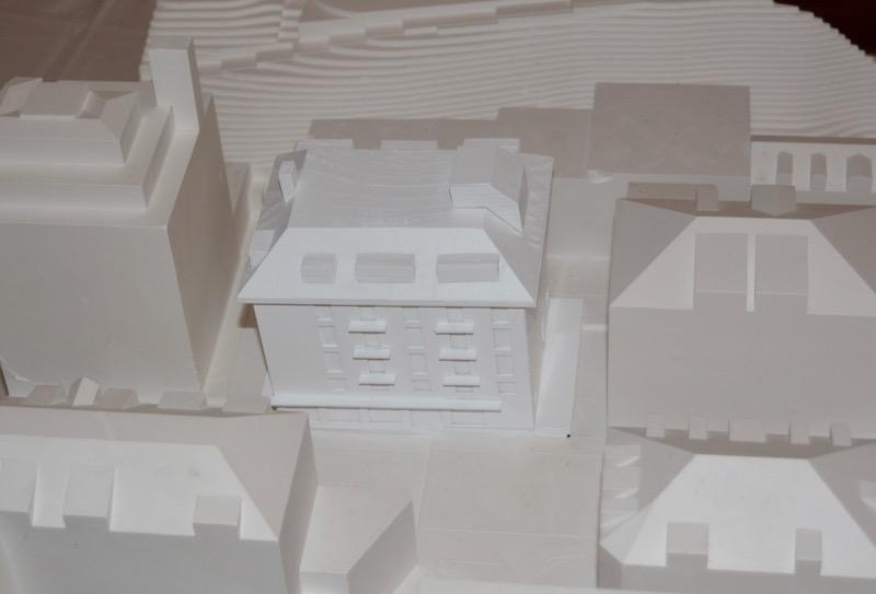 Das vorliegende Projekt erfülle die Rahmenbedinungen der Stadt.