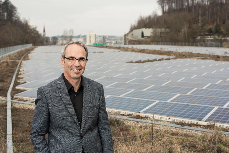 Beat Züsli ist Experte für Energiefragen.
