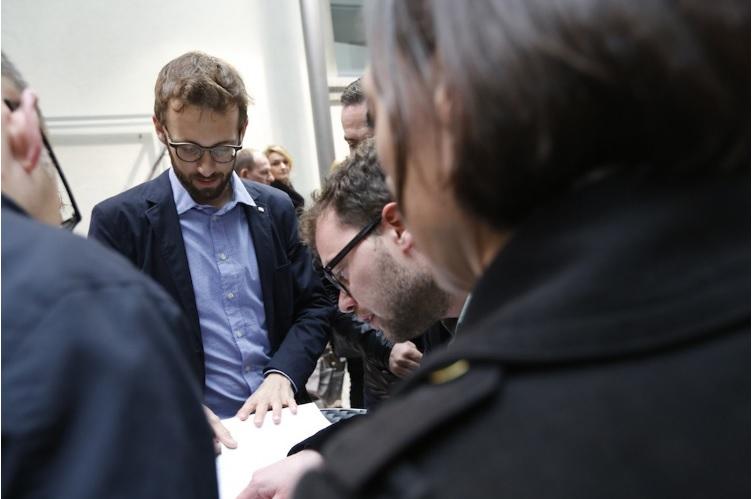 SP-Präsident und Grossstadtrat Claudio Soldati bringt die Idee von Gewerbeparkplätzen ins Spiel.
