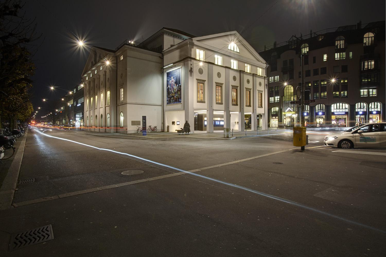 Für das Luzerner Theater bedeuten die Kürzungen Planungsunsicherheit (Bild: Gabriel Ammon/AURA).