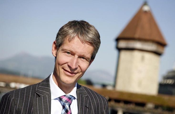 Der Luzerner Tourismusdirektor freut sich über die Spitzenposition.