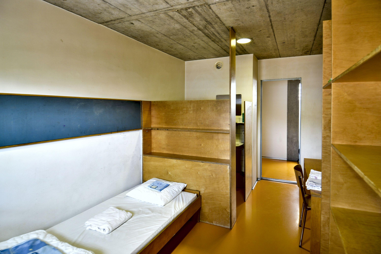So sieht eine Einzelzelle im Grosshof Luzern aus. Die neuen Zellen entsprechen exakt dem Standard der bisherigen.