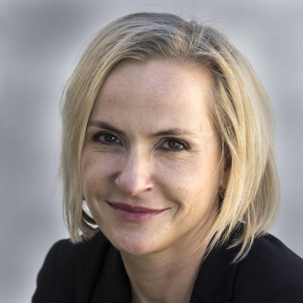 Die neue Rektorin der Kanti Reussbühl: Annette Studer