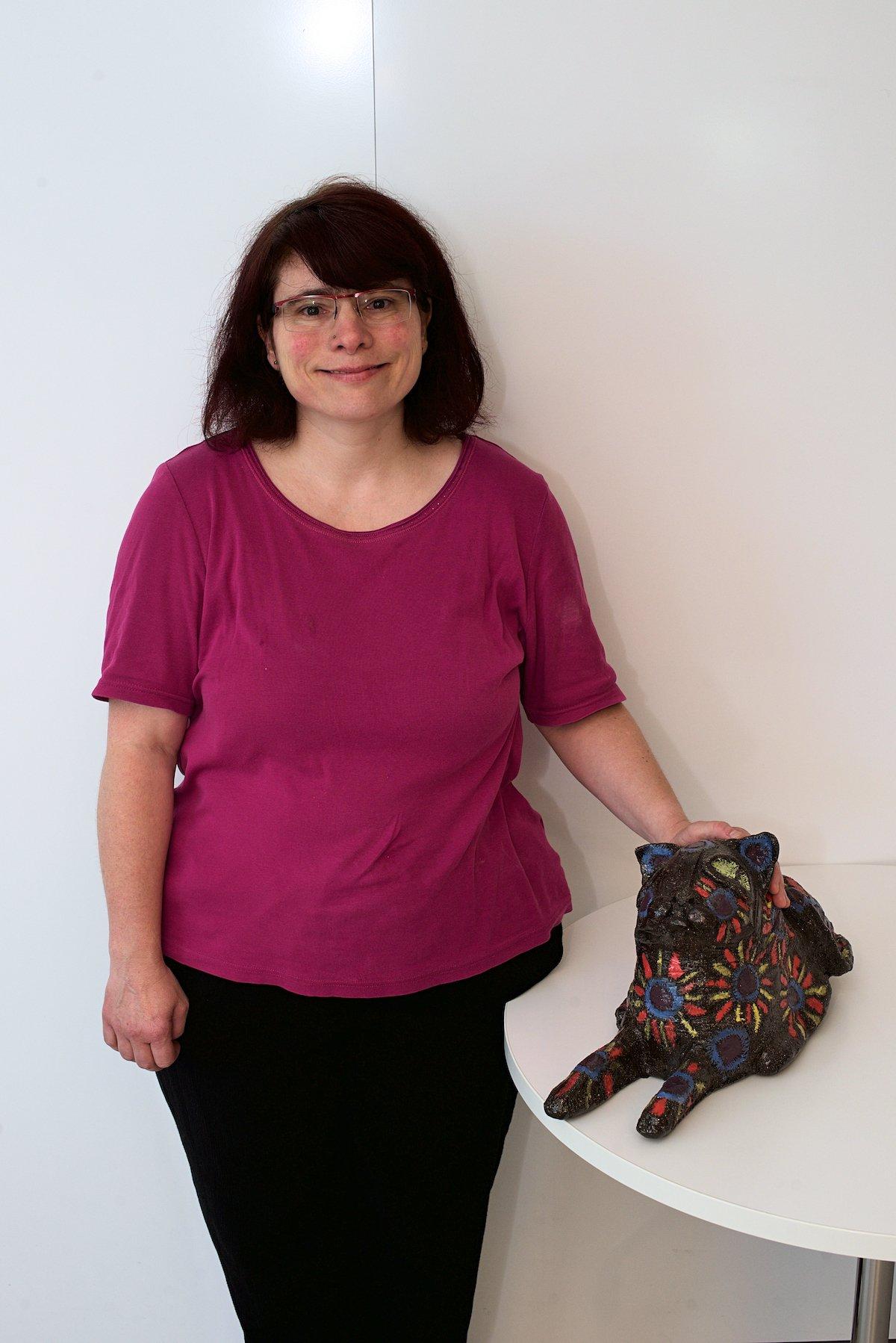Nicole Weber.