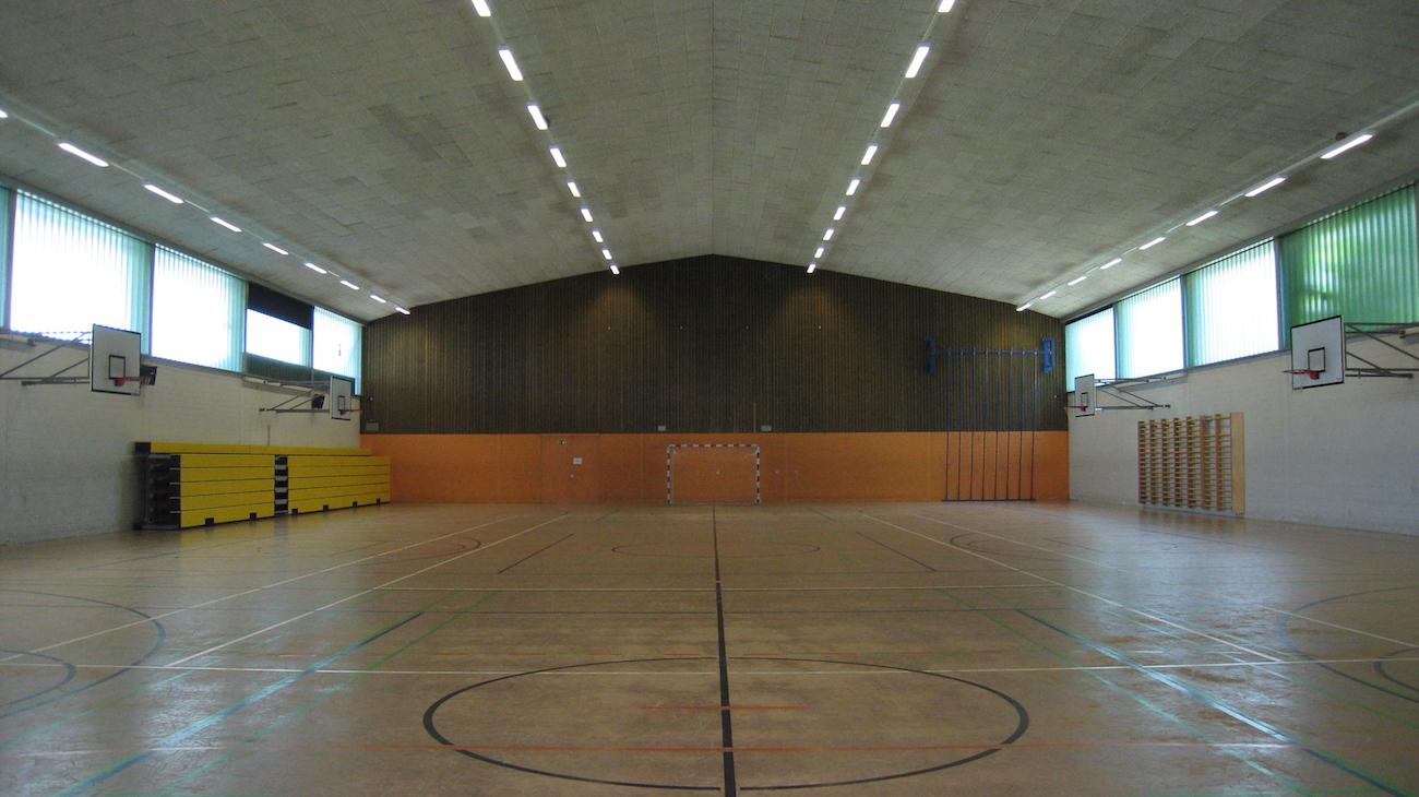 Der Hallenboden soll für rund 240'000 Franken ersetzt werden.