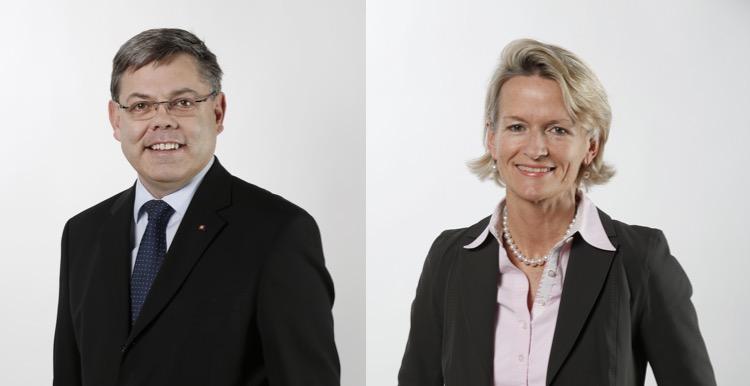 SVP-Nationalrat Franz Grüter und CVP-Nationalrätin Andrea Gmür haben kein Verständnis für die Anklage wegen fahrlässiger Tötung.