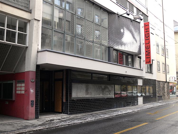 Im Limelight-Gebäude steht künftig nicht mehr der Film, sondern die Feinbäckerei-Kunst im Fokus. Im April eröffnet das César Ritz hier ihre neuen Schulräume.