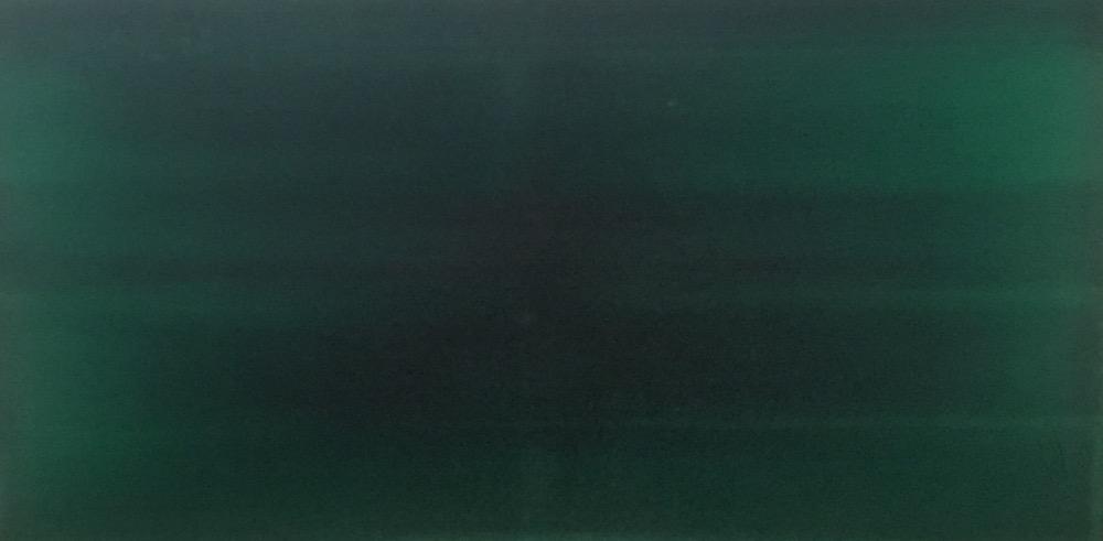 Projektionsfläche, 2016 (7), Acryl auf Leinwand, 103 × 199 cm