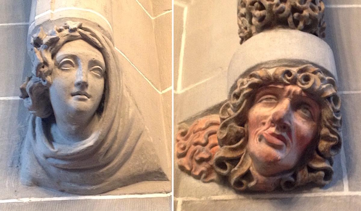 Die Kulisse führt den Besucher mitten ins Getümmel pulsierenden mittelalterlichen Lebens.