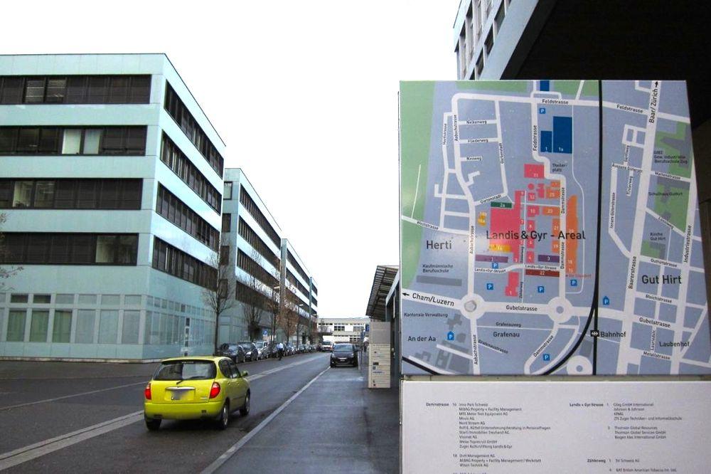 Der grosse Ausreisser: Siemens kündigte 2015 an, 150 Stellen abzubauen. Siemens Building Technologies ist im Industrieareal in Zug ansässig.