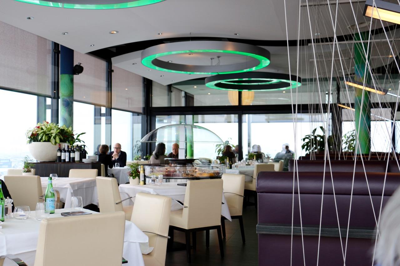 Auch wenn die Tische weiss gedeckt sind, soll «La Dolce Vita» für alle offen sein.