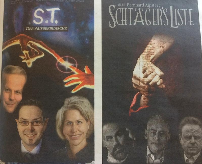 S.T. und Schtägers Liste – zwei Tragödien für Luzern. (Bild: Knallfrosch)