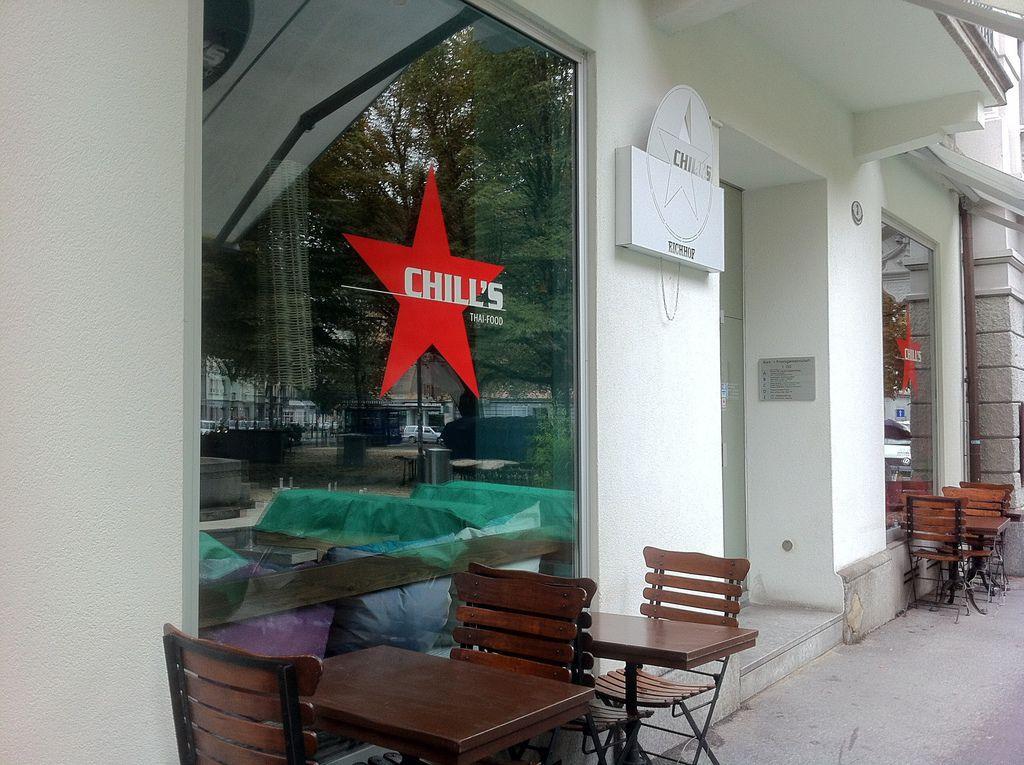 Das thailändische Restaurant «Chill's» ist seit Anfang Jahr geschlossen.