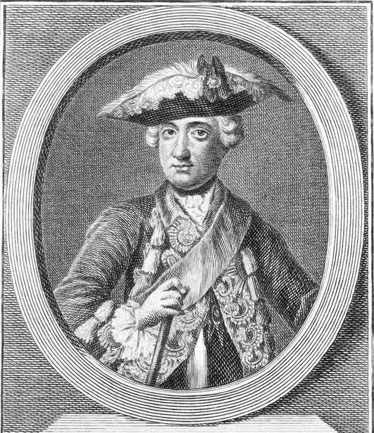 Herzog Ferdinand von Braunschweig-Wolfenbüttel (1721–1792), Erfinder des
