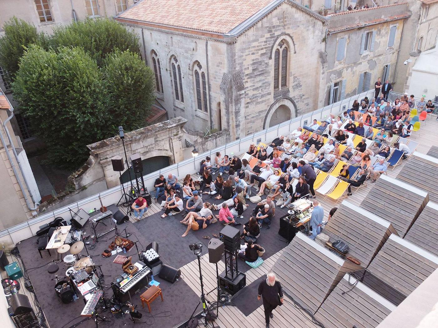 So sah es in Arles aus, das Neubad müssen Sie sich dazu denken.