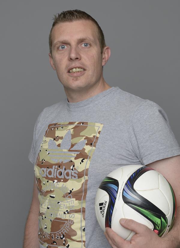 PR-Manager Daniel Frank.
