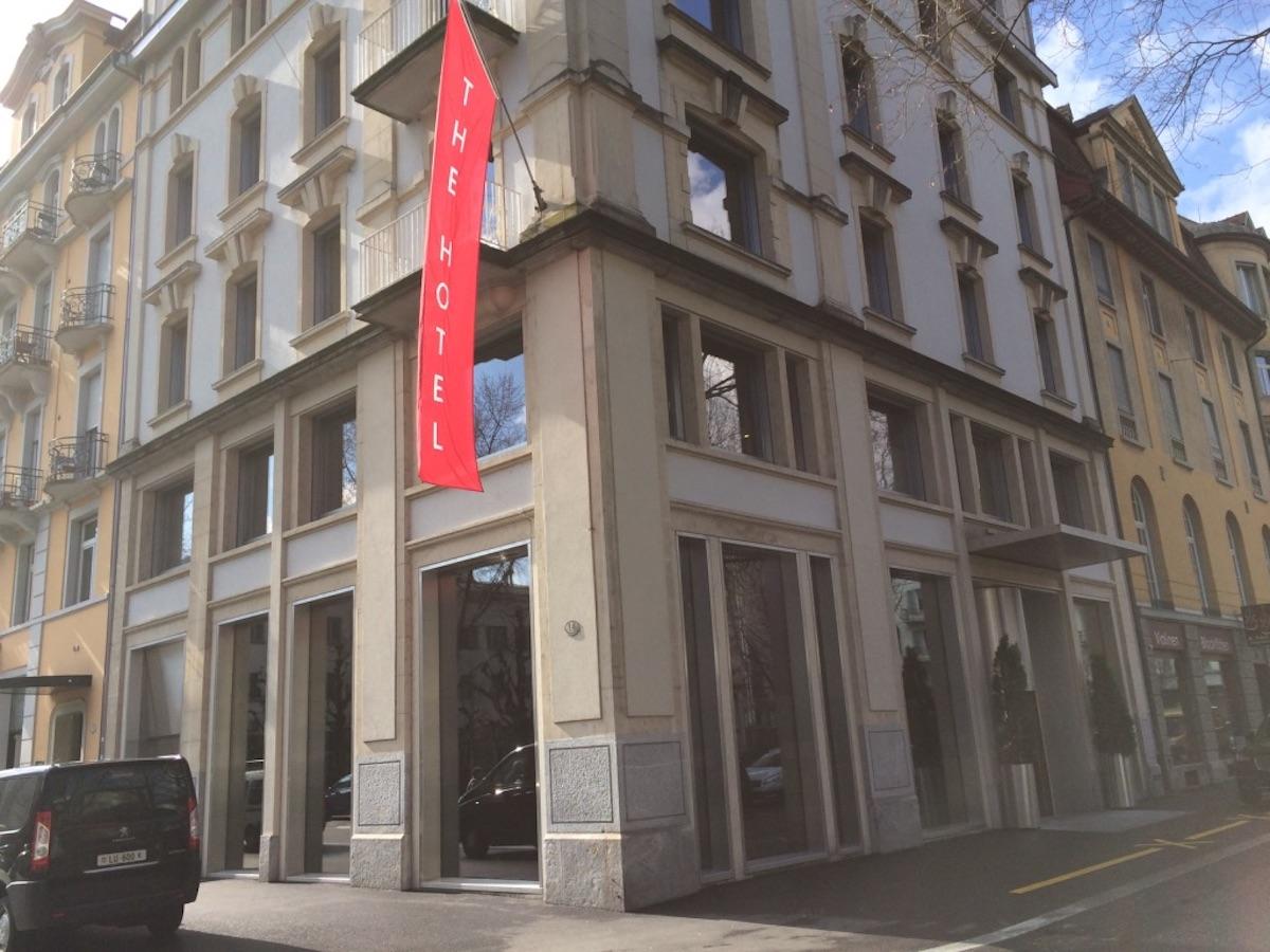Das «Bam Bou» befindet sich im Untergeschoss des Luzerner Design-Hotels «The Hotel».