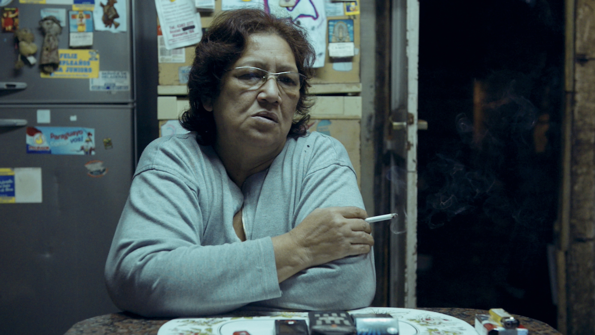 Aus dem Film «En La Boca».