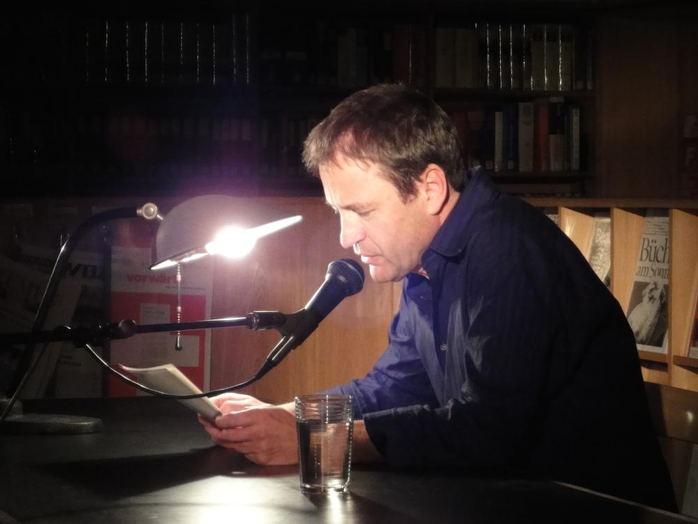 Lesungen und Tonaufnahmen sind ein weiteres Standbein des Schauspielers.