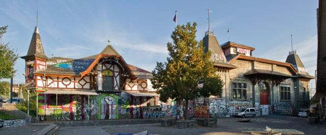 Rund um die Reitschule bei der Schützenmatte in Bern kommt es immer wieder zu teils heftigen Auseinandersetzungen.