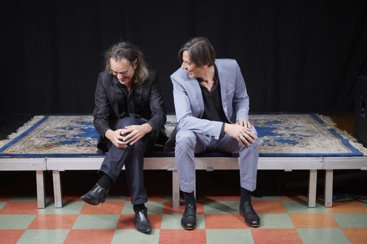 Christian Brantschen & Pedro Lenz.