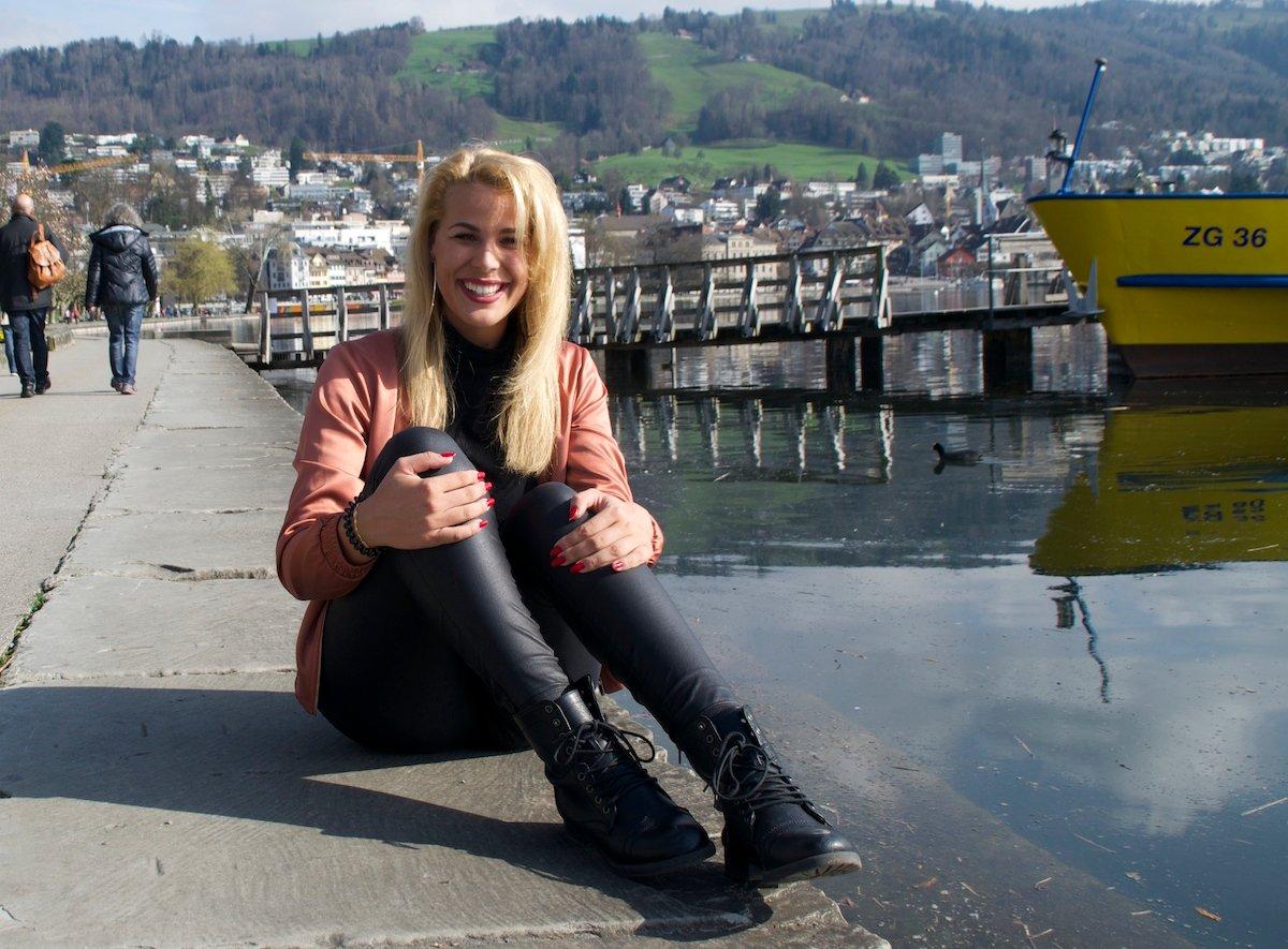 «Im Schlager zählt vor allem das Gesamtpaket», erklärt Chanelle Wyrsch im Interview.
