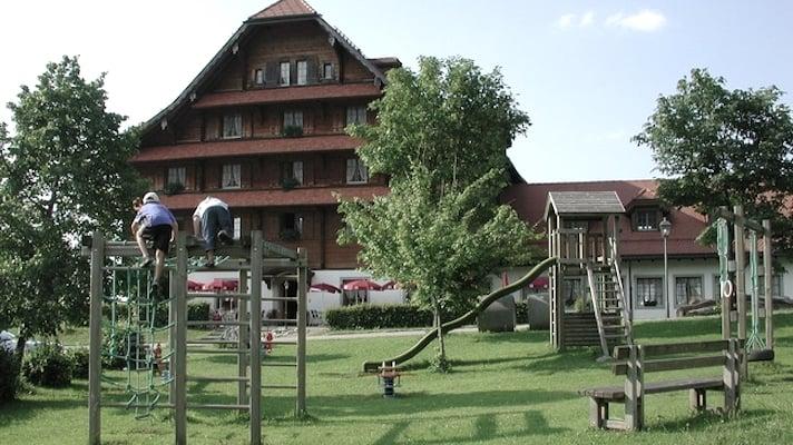 Hotel Kurhaus Heiligkreuz.