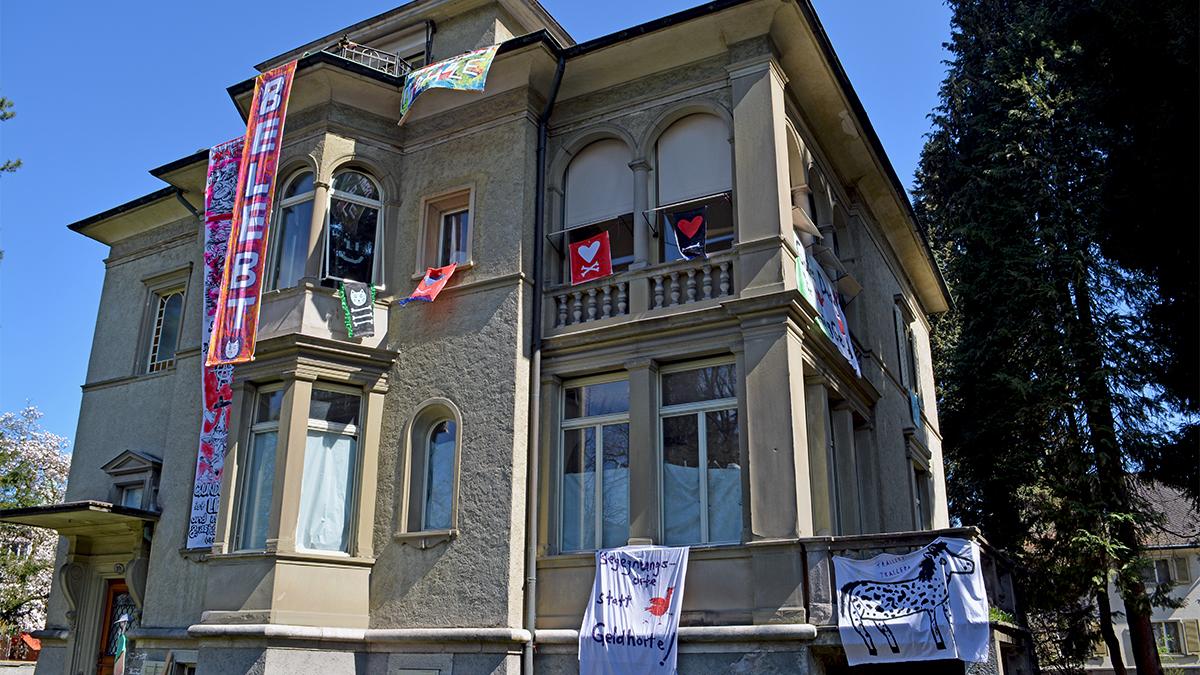 Das Haus «Gundula» an der Obergrundstrasse 99.