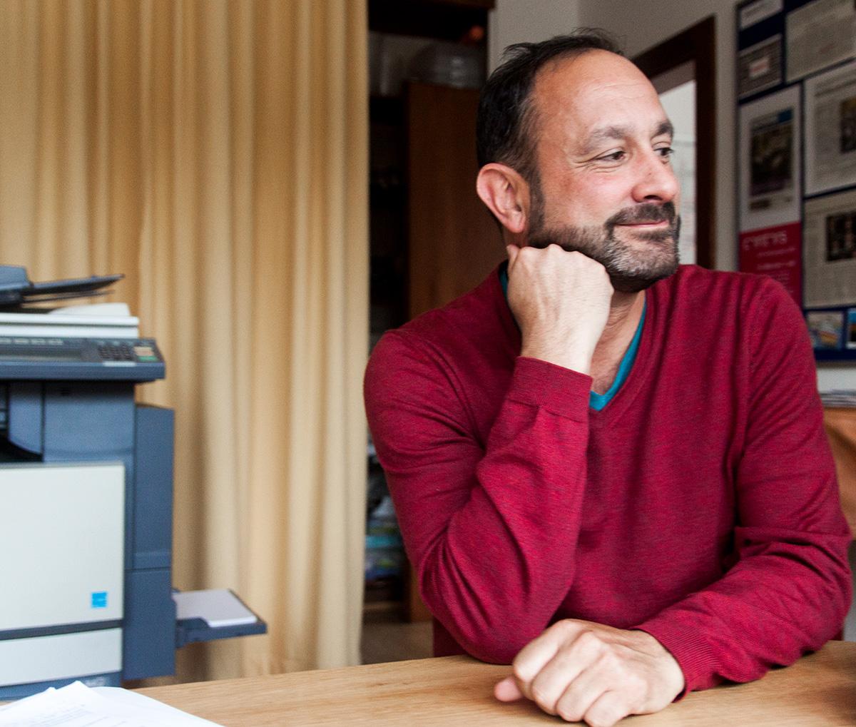 Bruno Affentranger scheiterte daran, den Luzerner Anzeiger und das dazugehörige Unternehmen zu retten.